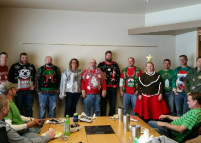 2016 Ugly Sweater Contest