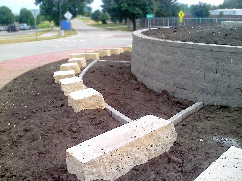 KIRKWOOD ROUNDABOUT CONSTRUCTION
