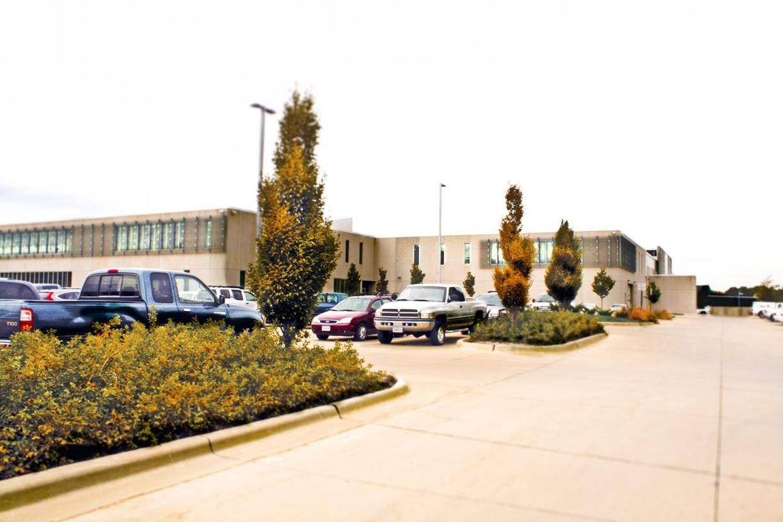 CEDAR RAPIDS PUBLIC SERVICE BUILDING: CEDAR RAPIDS, IA