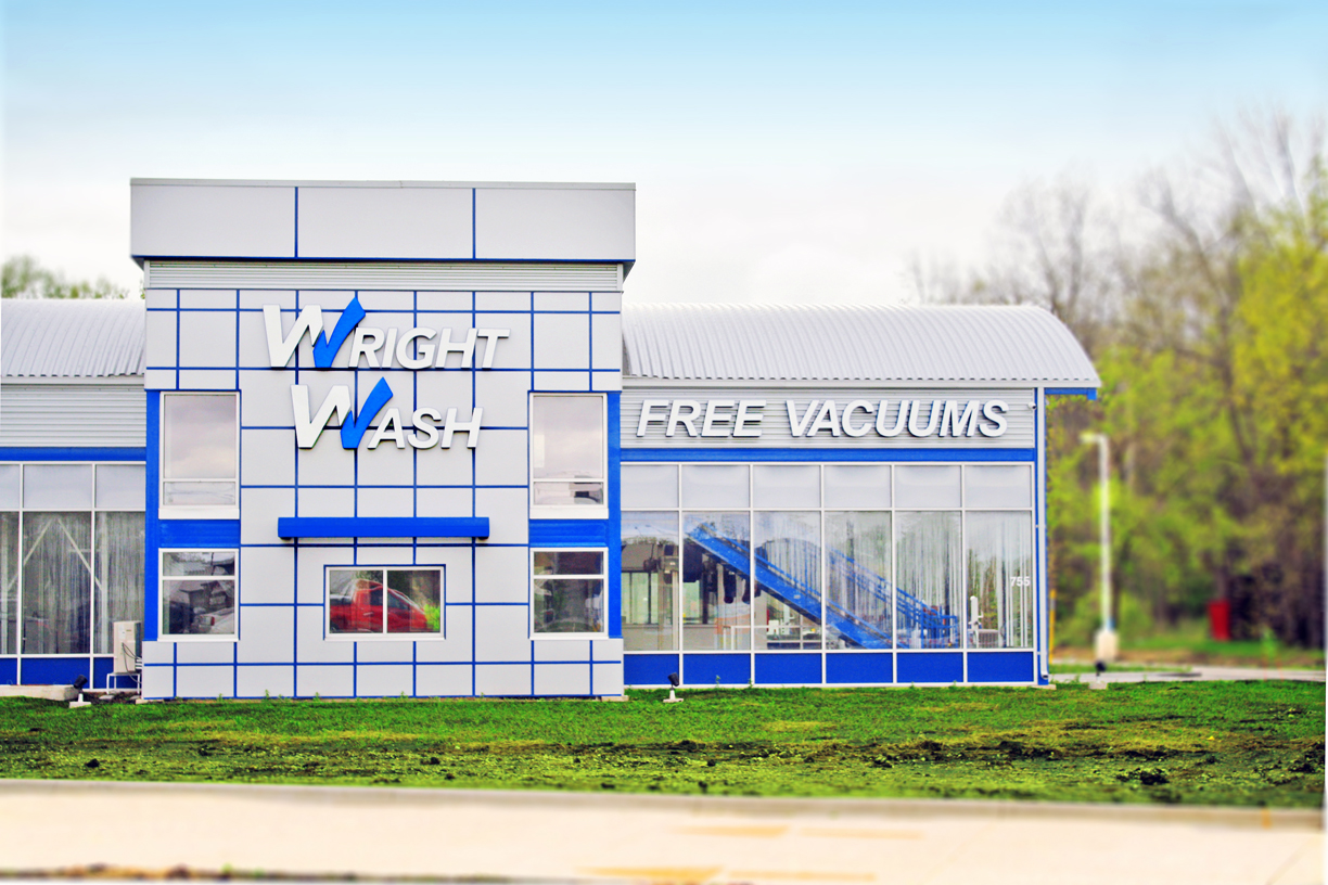 DAVE WRIGHT DEALERSHIP DETAILING: HIAWATHA, IA