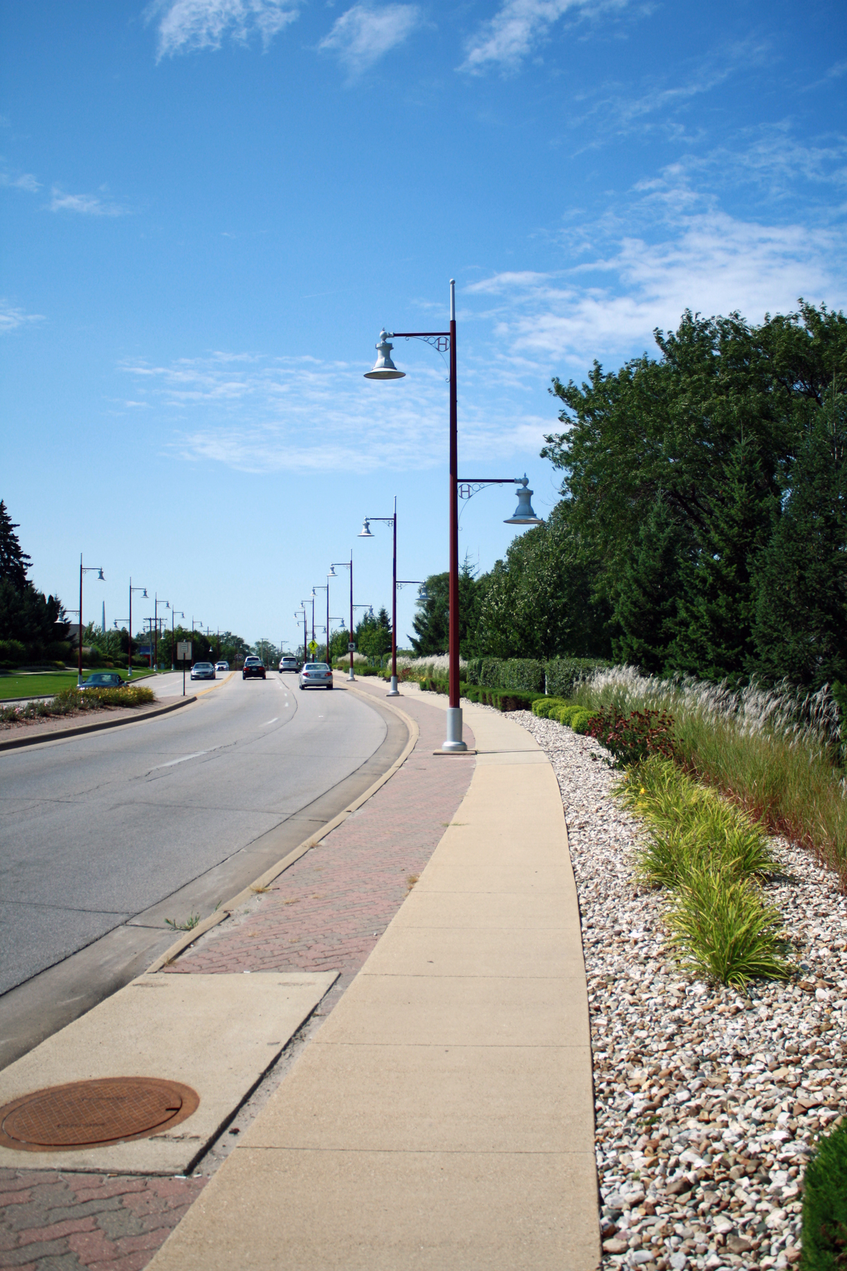 North Center Point Rd. Streetscape- Hiawatha, IA