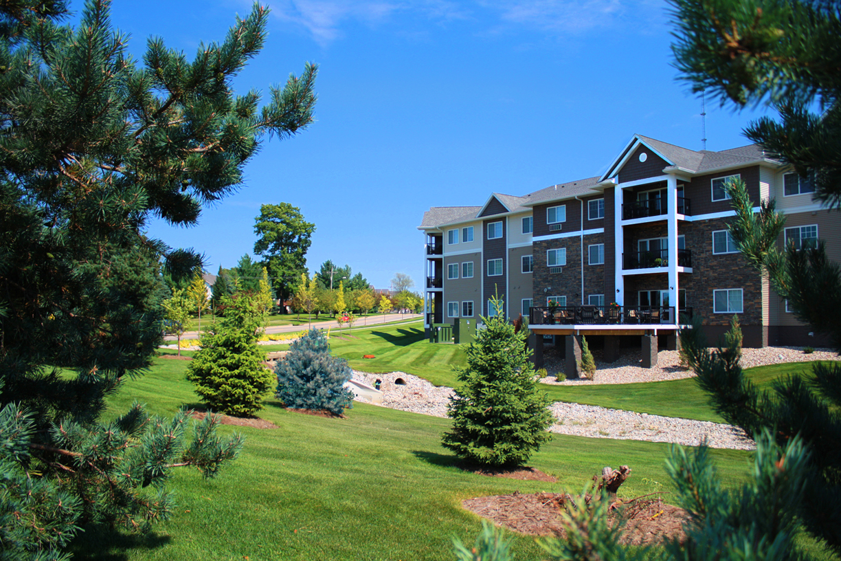 65 unit Co-op Residential- CEDAR RAPIDS, IA