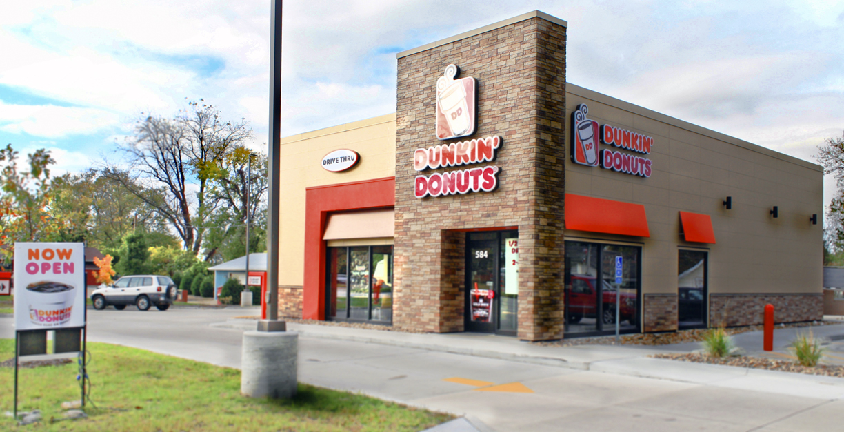 DUNKIN DONUTS: MARION, IA