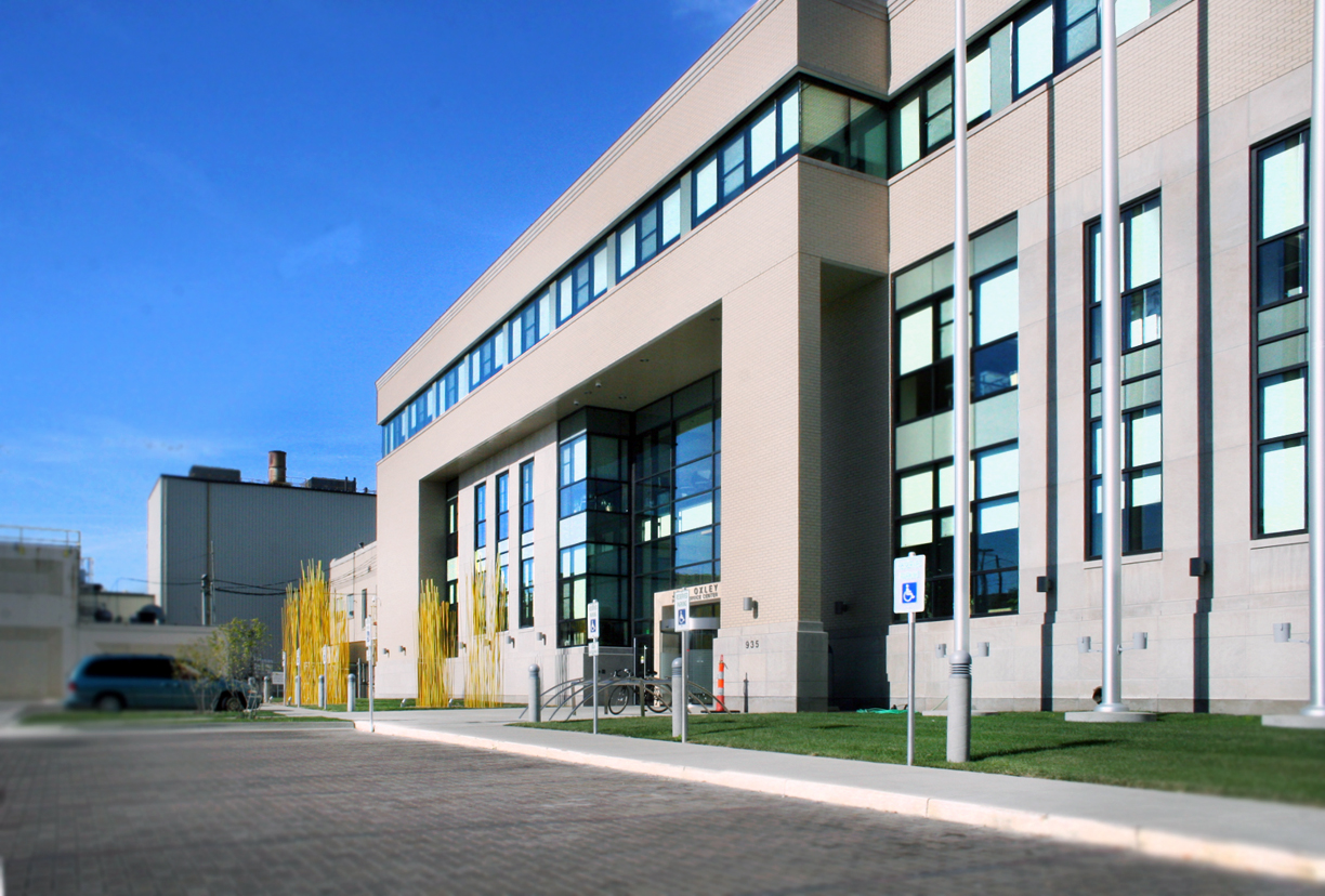 Jean Oxley Building