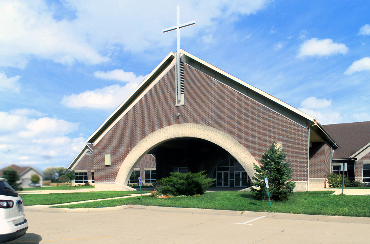 ECHO HILL PRESBYTERIAN CHURCH: MARION, IA