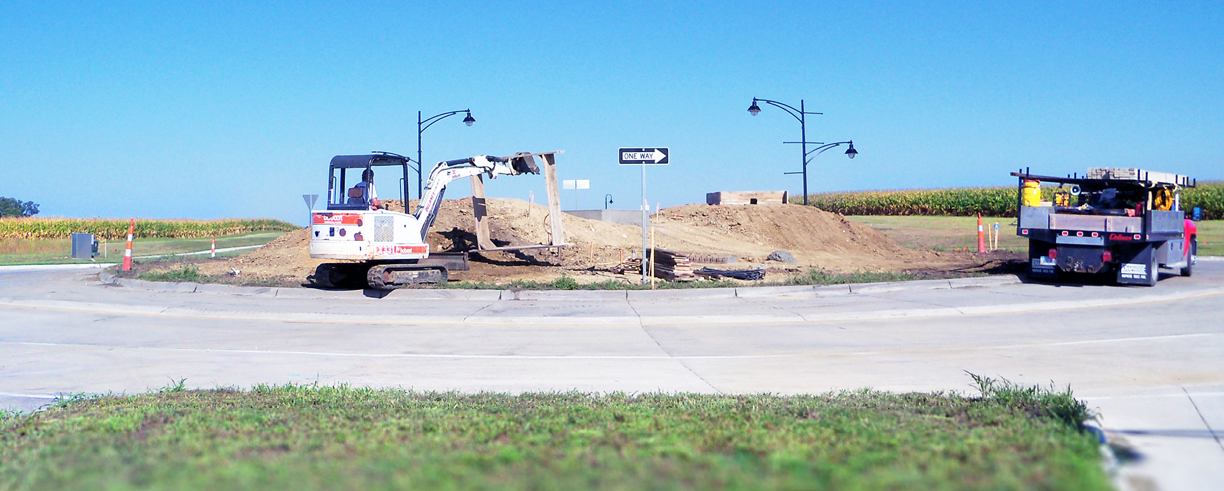 MARION-Roundabout-CONSTRUCTION