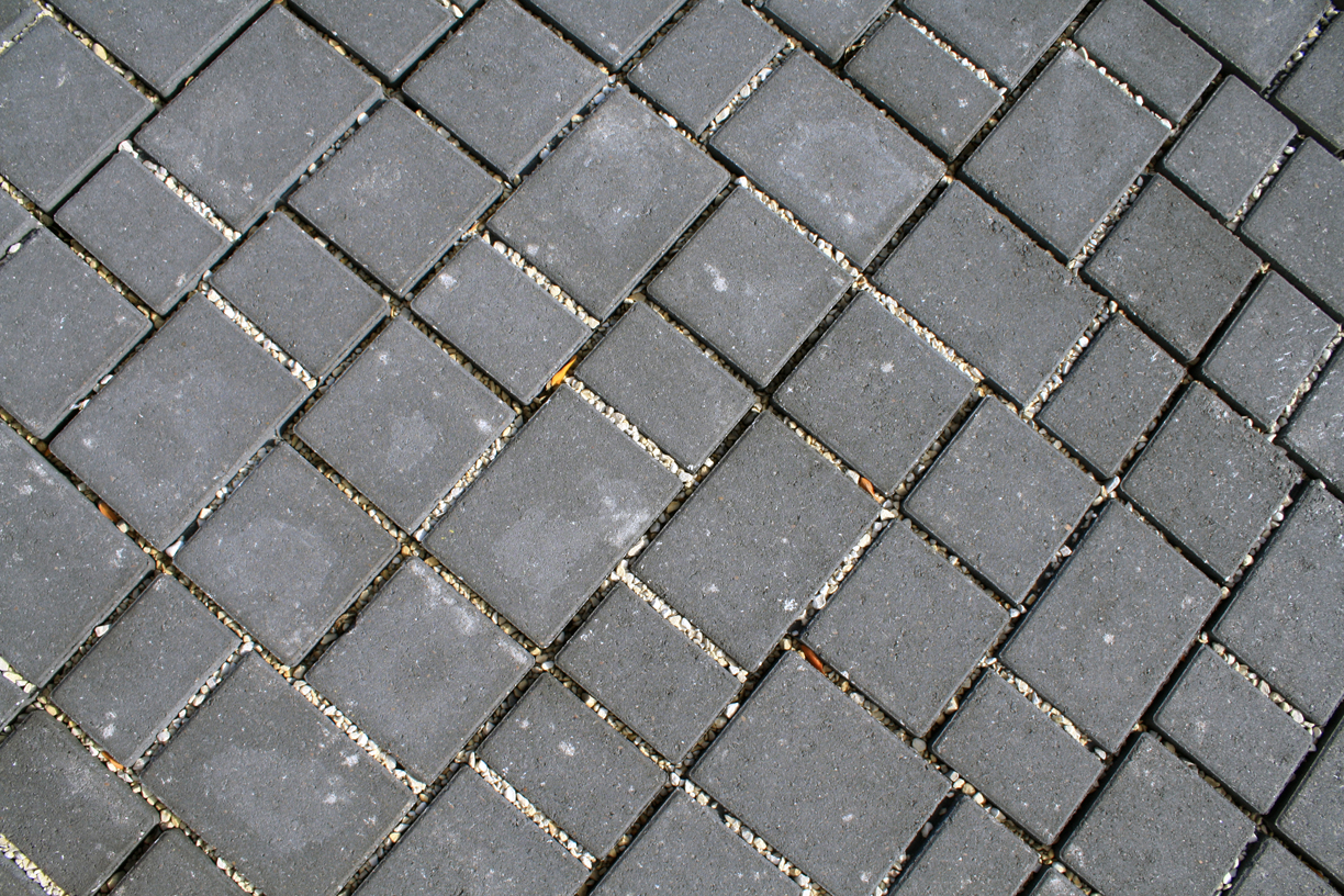 Coe College Parking Improvements: Permeable pavers