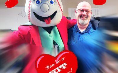 The MVP of St. Valentine's Day!